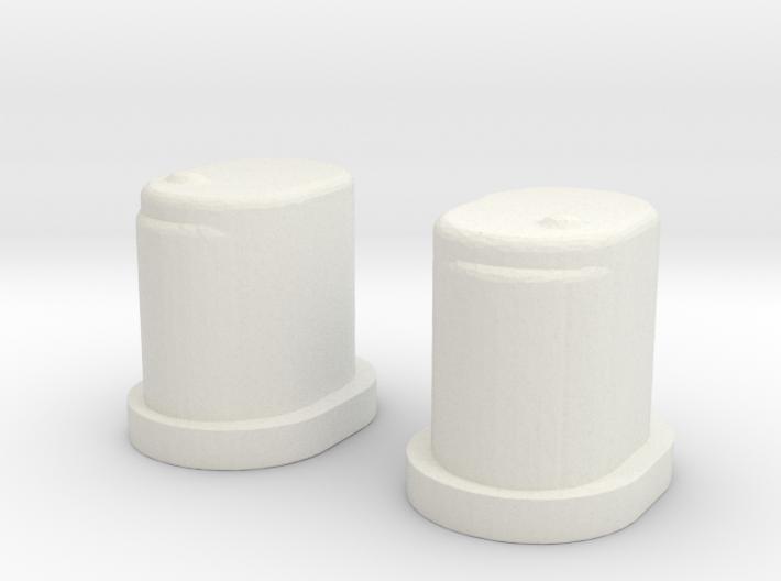 Sworkz Insert Pair 3d printed