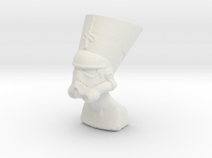 Troopertiti 3d printed