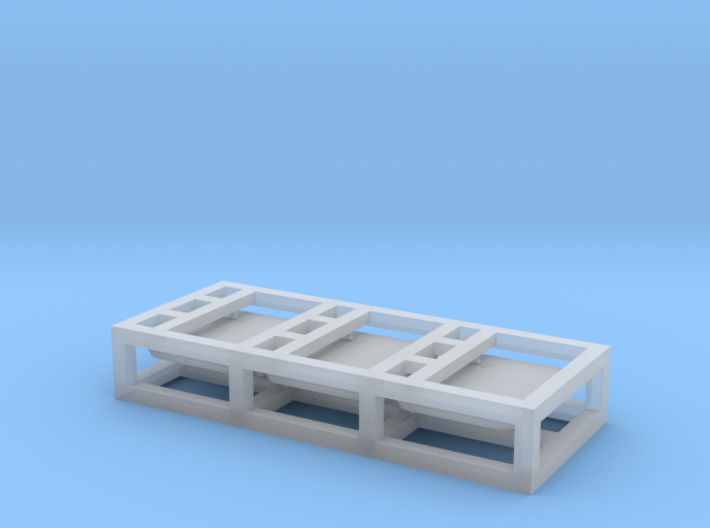 Deck Hatches Special Closed 1/35th Elco 80' Qty 3 3d printed