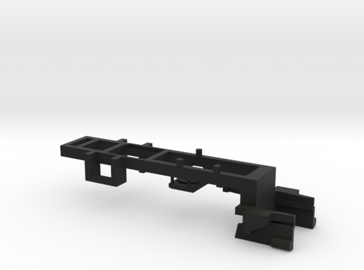 Chassis Frame F (Part C-4) 3d printed