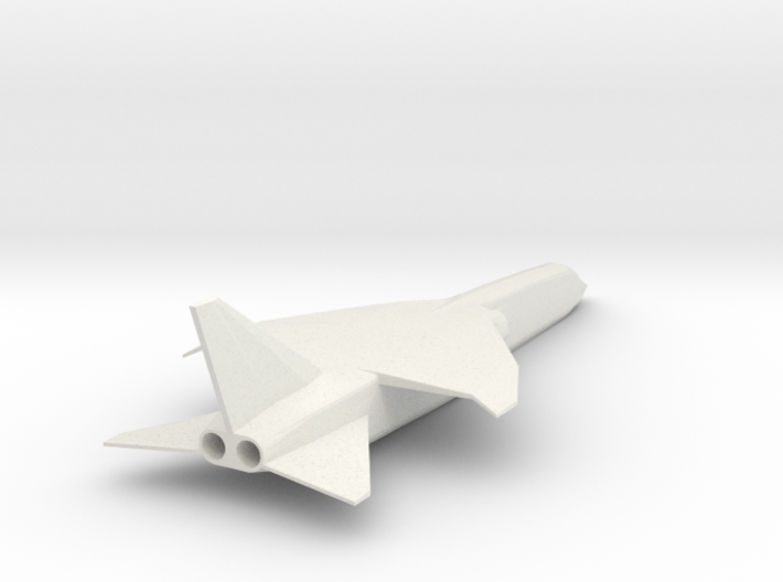 1/144 BAC TSR 2 TACTICAL STRIKE/ RECON 3d printed