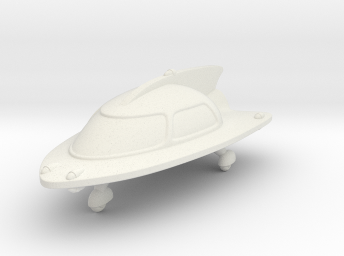 Space Car 2 3d printed