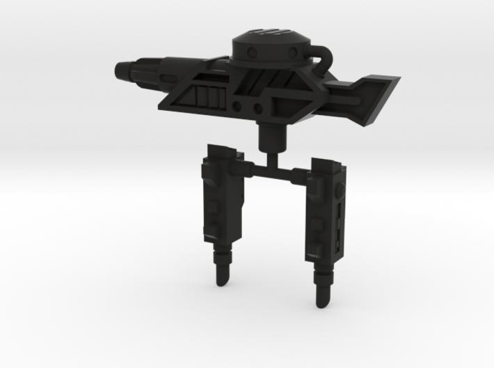 PRHI Transformers Hosehead Weapons 3d printed