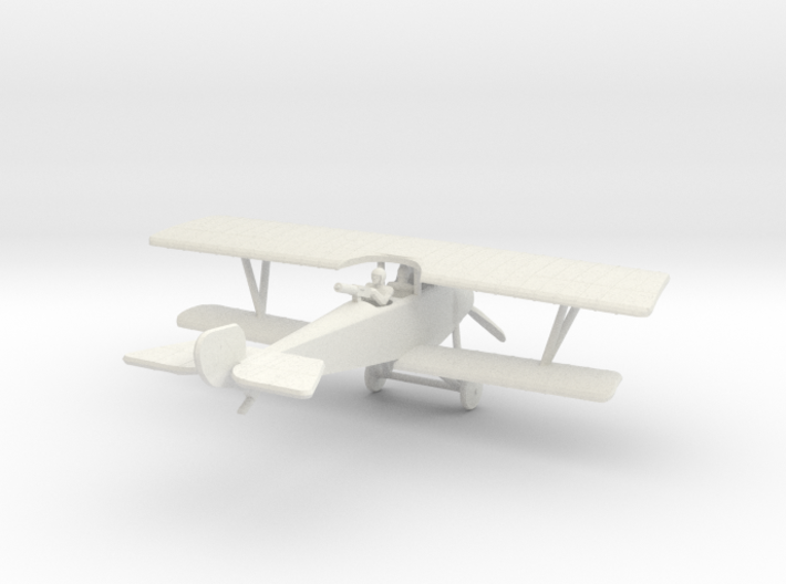 Nieuport 12 3d printed 1:144 Nieuport 12 in WSF