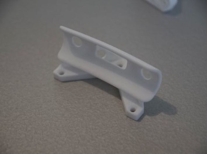 Wheel support 3d printed