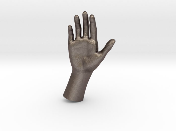 1/10 Hand 003 3d printed