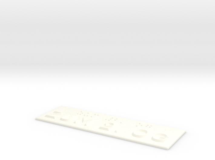 ZUM 2.OG 3d printed