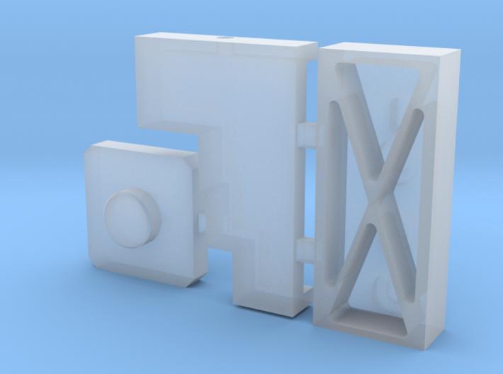 3d Printing PLASTIC 3d printed
