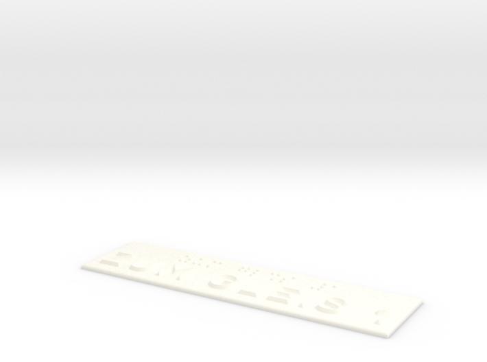ZUM GLEIS 1 3d printed