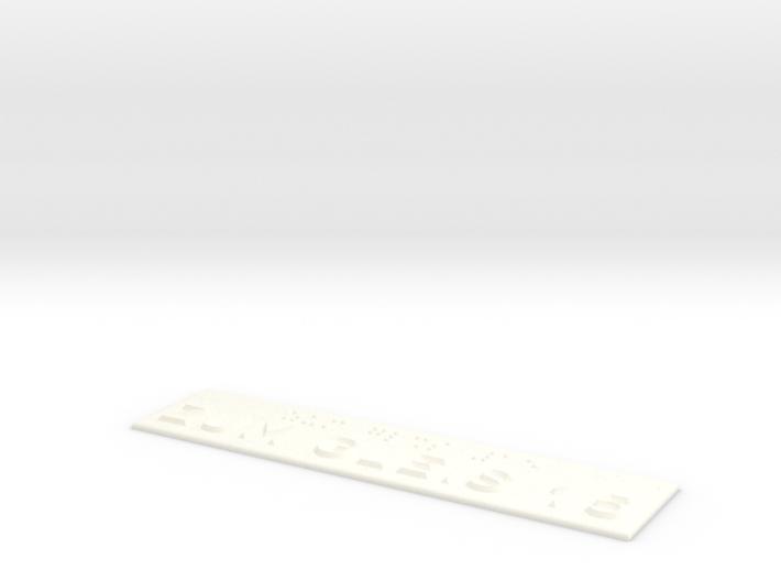 ZUM GLEIS 15 3d printed