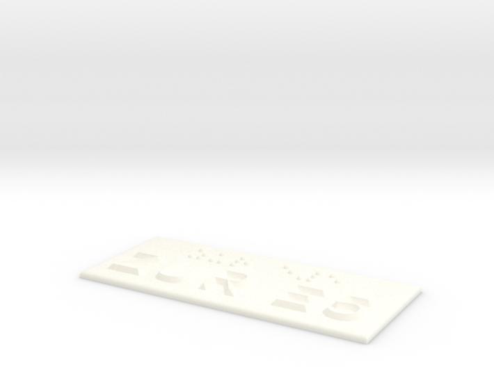 ZUR E5 3d printed