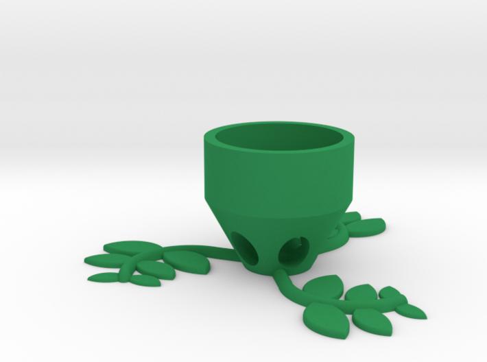 Small Plant Pot (short) 3d printed
