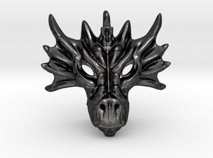 Aegis Dragon Pendant 3d printed