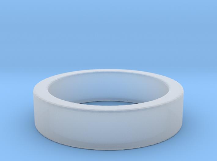 Basic Ring US6 3d printed