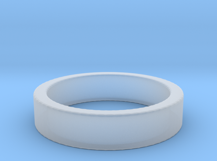 Basic Ring US9 3d printed