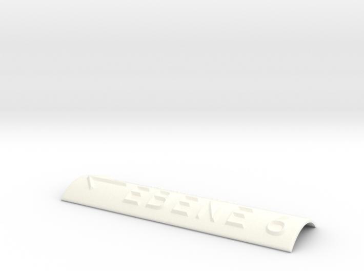 EBENE 6 mit Pfeil nach links 3d printed