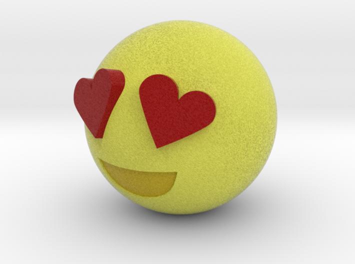 Emoji 1 3d printed