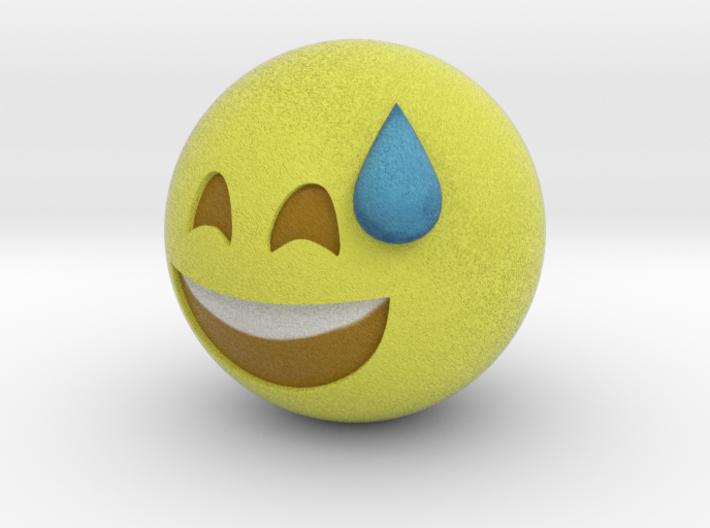 Emoji9 3d printed