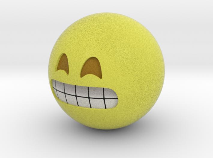 Emoji11 3d printed