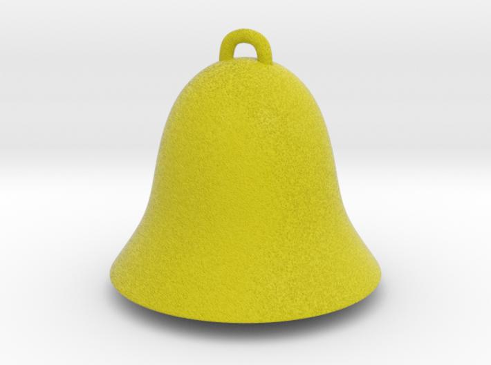 Emoji Bell 3d printed