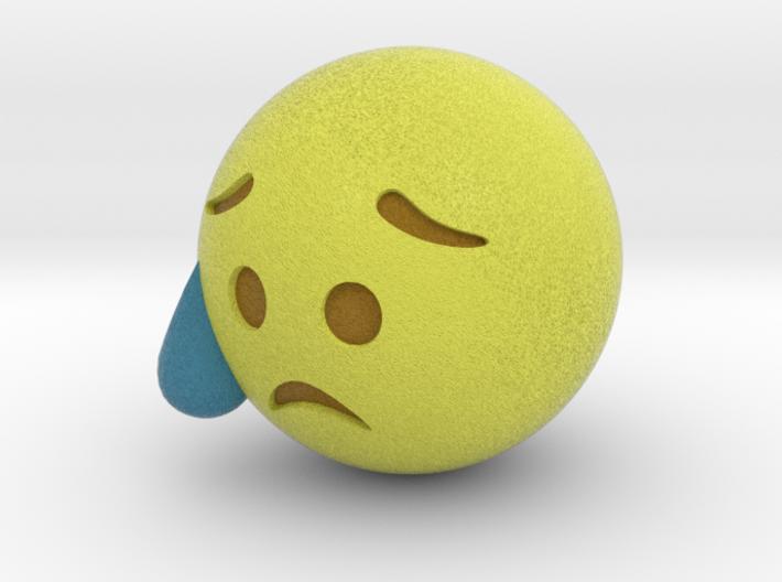 Emoji17 3d printed