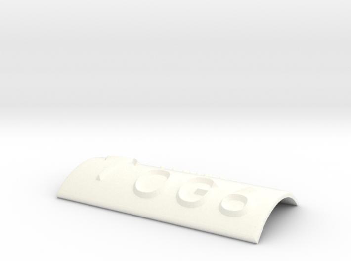 OG 6 mit Pfeil nach oben 3d printed
