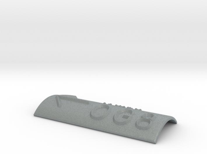 OG 8 mit Pfeil nach links 3d printed