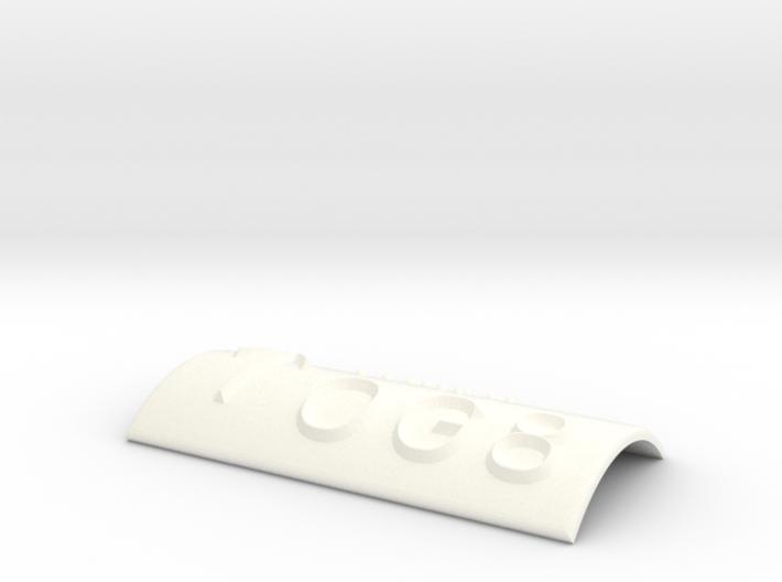 OG 8 mit Pfeil nach oben 3d printed