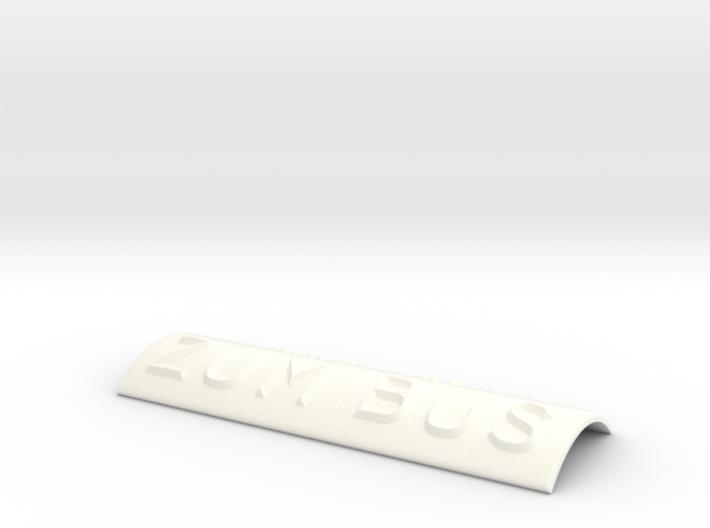 ZUM BUS 3d printed