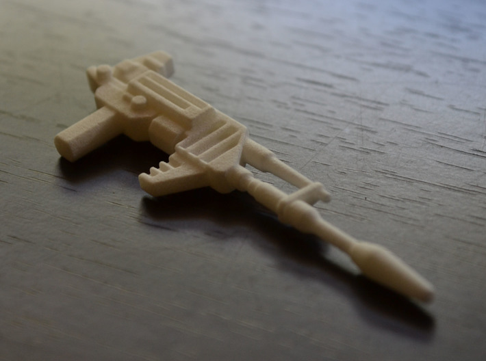 TF Guns Set-01 (9 Blasters) 3d printed