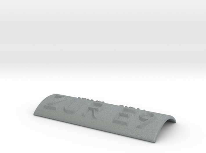 ZUR E9 3d printed