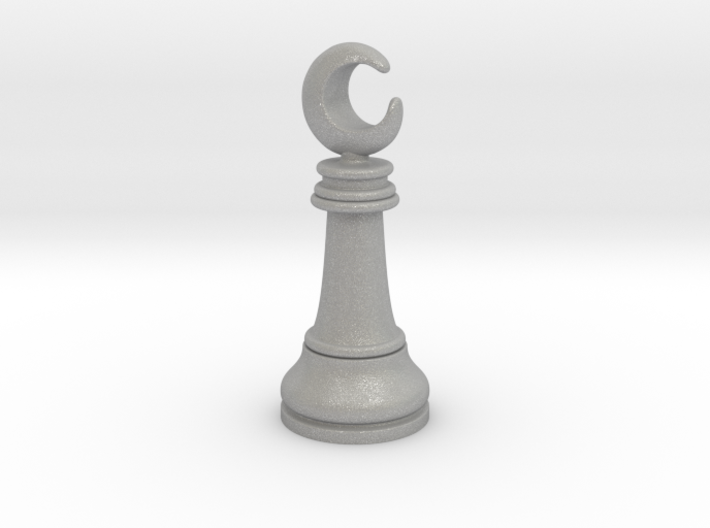 05Queen3 Small Single 3d printed