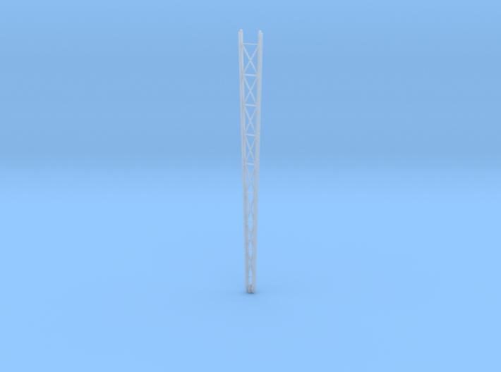 Titanic 34' Crane Boom - Scale 1:100 3d printed