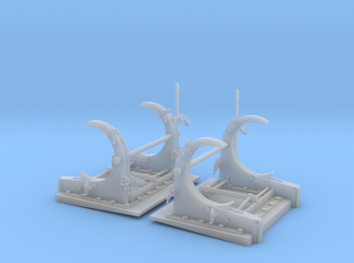 1/24 PT Torpedo Rack TypD 3d printed