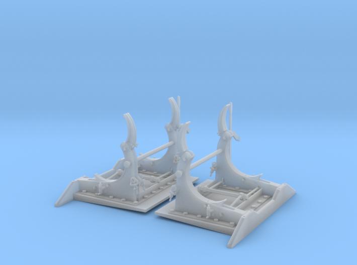 1/24 PT Torpedo Rack TypB Empty 3d printed
