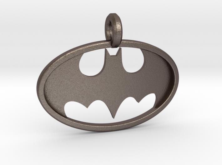 Classic Batman Keychain 3d printed