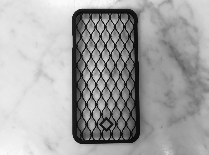 Fence - iPhone 6S Case 3d printed Front view single case
