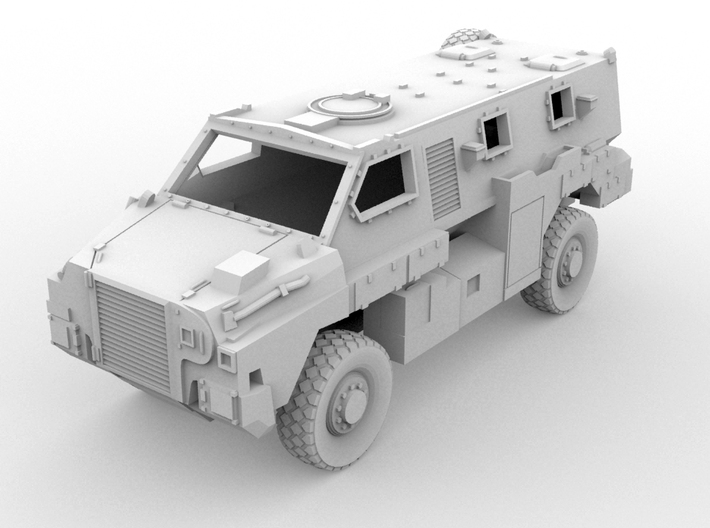 Bushmaster IMV(1:72 Scale) 3d printed