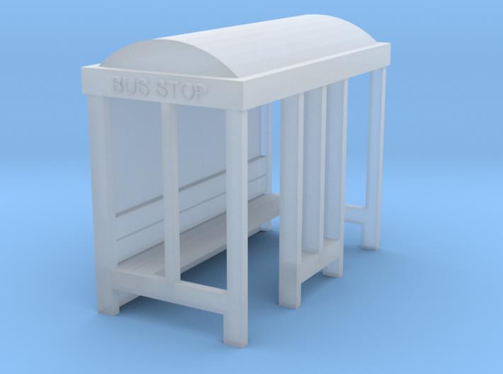 Bus Stop - N 160:1 Scale 3d printed