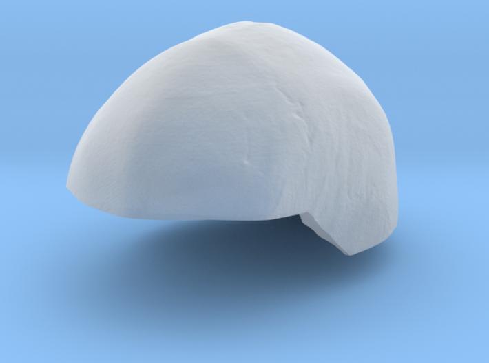 Subject 3i   SkullCap 3d printed