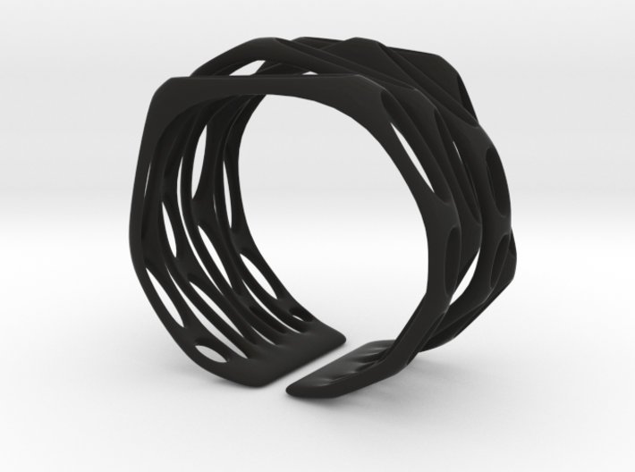 Rocker Coil (Size L) 3d printed