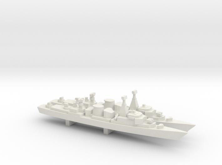 Jacob van Heemskerck-class frigate x 2, 1/1800 3d printed