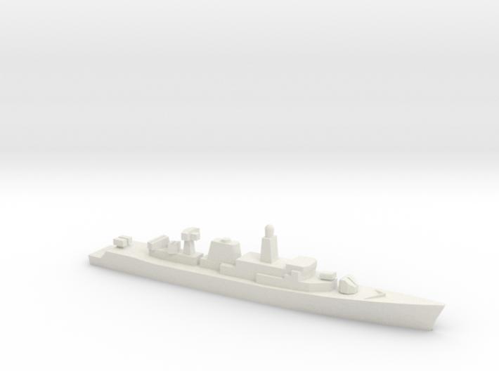 Wielingen-class frigate, 1/2400 3d printed