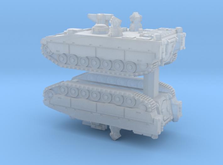 1/285 CV90 Armadillo (2pcs)  3d printed