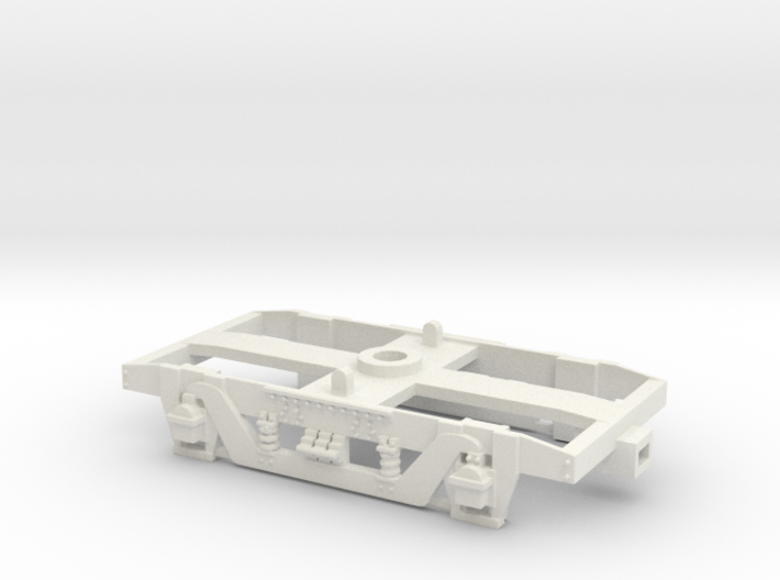 GWR 9' American Bogie - Hornby/Airfix Fit 3d printed