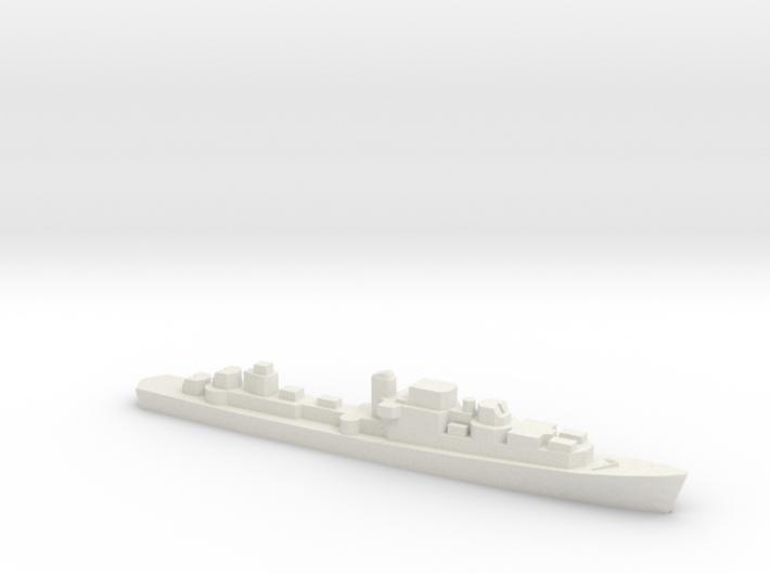 Le Corse-class Frigate, 1/1800 3d printed