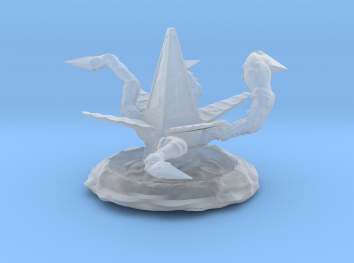 Swarm Obelisk 3d printed