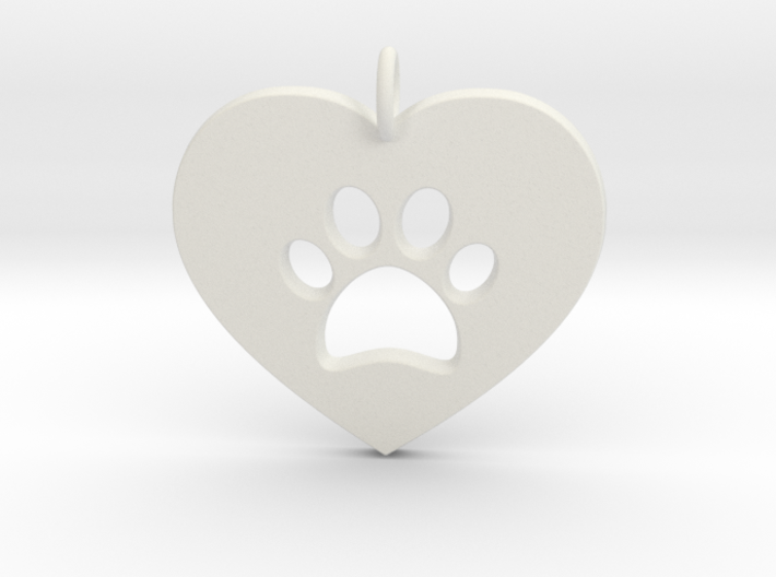 Pet Love 3d printed