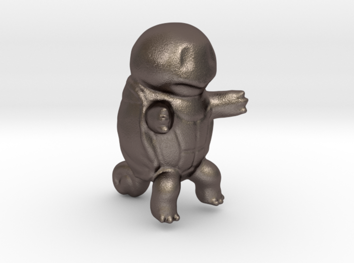 Squirtle 3d printed