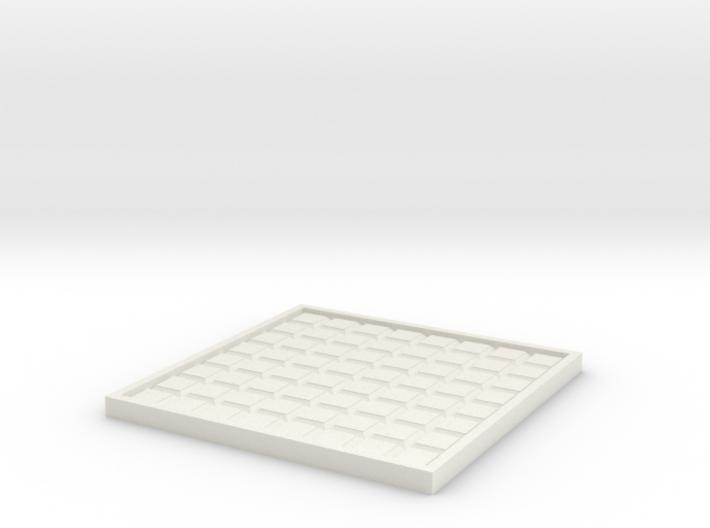 Hour of Code : Board 3d printed